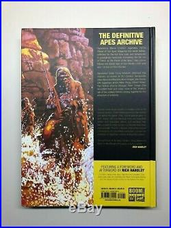 Planet of the Apes Archive VOLUME 1! RARE! BOOM! STUDIOS