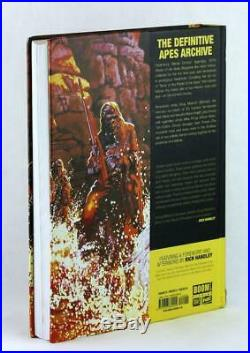 Planet of the Apes Archive Volume 1 Terror on the Planet of the Apes Doug Moenc
