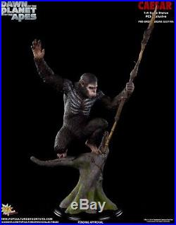 Planet of the Apes Caesar 1/4 Statue Pop SOLD OUT Not Sideshow Premium Format