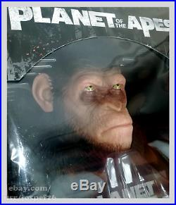 Planet of the Apes Caesar's Primal Collection (Head / Bust by Weta) 8× Blu-ray