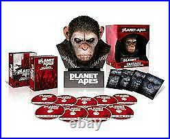 Planet of the Apes Caesars Warrior Collection (Blu-ray Disc, 2014)#0002