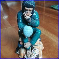 Planet of the Apes Cornelius Figurine Super Rare Item Retro Vintage
