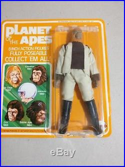 Planet of the Apes Dr. Zaius Mego Unpunched in box