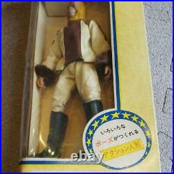 Planet of the Apes Dr. Zias Bullmark Figure used