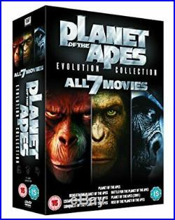 Planet of the Apes Evolution Collection DVD 1968 DVD POVG The Cheap Fast