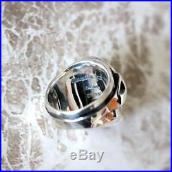 Planet of the Apes Explorer Pods Official Japan Sterling Silver Ring US7 UK N