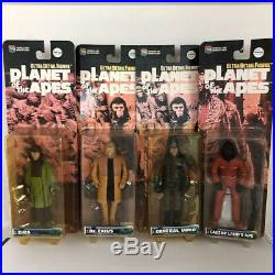 Planet of the Apes Figure Lot of 13 Medicom Toy
