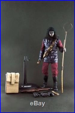 Planet of the Apes Gorilla Soldier Movie Master Piece 1/6 Figure Hot Toys Japan