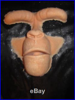Planet of the Apes John Chambers Female Chimp Facial Appliance Mold