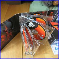 Planet of the Apes Limited Edition 12 DVD Box Set Head Collection Return to the