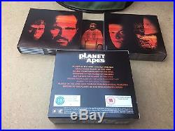 Planet of the Apes Limited Edition Collectors Item (14 DVD Box Set) With Bust