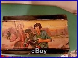 Planet of the Apes Lunchbox 1974 with THURMAS