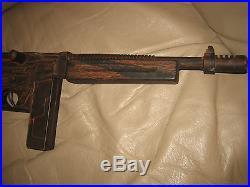 Planet of the Apes Mattel Tommy Burst Toy Machine Gun MATTEL 1965