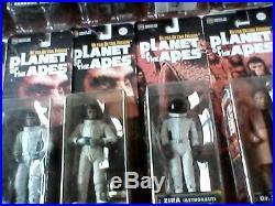 Planet of the Apes Medicom Figures x 15 Taylor, Nova, Cornelius, Zira +