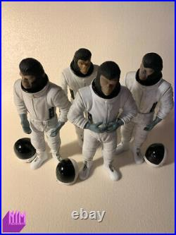 Planet of the Apes Medicom Ultra Detail Astronauts Figures Loose