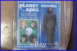 Planet of the Apes Mego AFA 75 CORNELIUS Action Figure 1974 Graded tv show