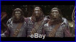 Planet of the Apes Mego CUSTOM 8 SOLDIER PROTOTYPE SMILEY COLLORA SCULPT BONUS