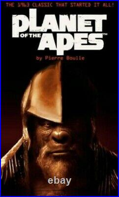 Planet of the Apes Monkey Planet (Tie in) by Boulle, Pierre Paperback Book The