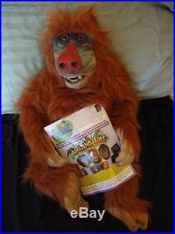 Planet of the Apes PROTOTYPE Gorilla Puppet RARE One of a Kind 20th Century Fox