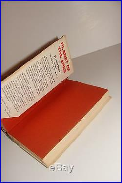 Planet of the Apes Pierre Boulle 1st/1st 1963 Vanguard Hardcover RARE