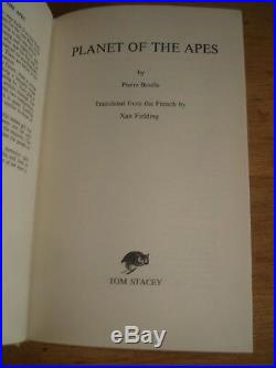 Planet of the Apes Pierre Boulle, Paul Dehn, 1973 HARDBACK