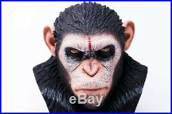 Planet of the Apes Plastic Statue Figure with Drawer Fox Entertainment HTF Rare