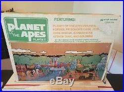 Planet of the Apes Playset by Multiple Toymakers