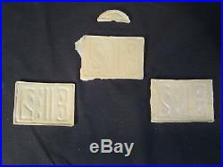 Planet of the Apes Prop Chimpanzee Costume Glyphs (11 Scale, Screen Accurate)