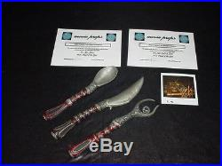 Planet of the Apes Prop Flatware Place Setting (Knife, Fork, Spoon)