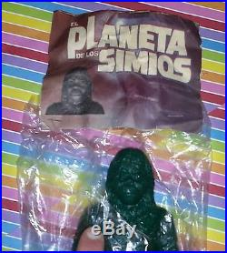 Planet of the Apes Rubber Mexican Cornelius Figure Bootleg