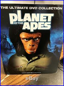 Planet of the Apes The Ultimate Collection DVD, 2009, 14-Disc Set