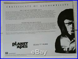 Planet of the Apes The Ultimate Collection DVD 2009 14-Disc Set COMPLETE