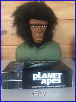 Planet of the Apes The Ultimate Collection (DVD, 2009, 14-Disc Set, WS) Bust