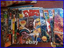 Planet of the Apes Weekly Comics 1-17 (1974/5) (Marvel UK) bargain bundle pack