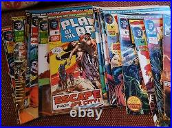 Planet of the Apes Weekly Comics 1-17 (1974/5) (Marvel UK) bargain bundle pack