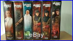 Planet of the Apes figures
