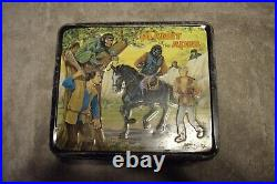 Planet of the Apes lunch box and thermos