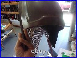 Planet of the Apes prop helmet vg condition with chains