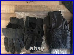 Planet of the apes 2001 Original Ape Soldier Costume Prop store London Tim Baker