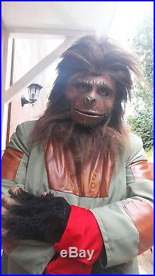 Planet of the apes costume. Ship anywere