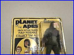 Planet of the apes vintage Mego 8 Galen Action Figure