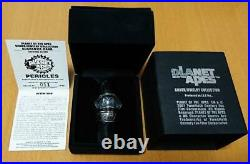 Planet of the apes x JAP Kobo Collaboration Limited Silver Ring