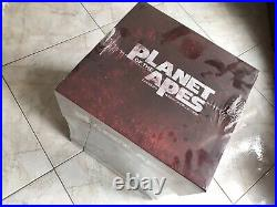 Planets Of The Apes Bluray 3d Caesars Warrior Collectors Rare Pal Ita New Sealed