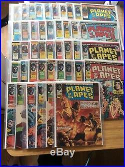Planets Of The Apes Comics Job Lot