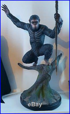 Pop Culture Shock 1/4 Scale Planet of the Apes Caesar