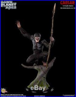 Pop Culture Shock / PCS Caesar Statue / PF / Premium Format Planet of the Apes