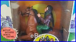 RARE AHI Planet of the Apes Galloping Galen MIB UNUSED! Remote control