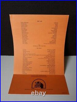 RARE! Vintage 1973 BATTLE FOR THE PLANET OF THE APES Press Release Promo Kit