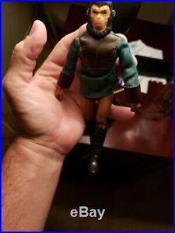 RARE vintage Cipsa Planet of the galen cornelius action figure Mego Mexico