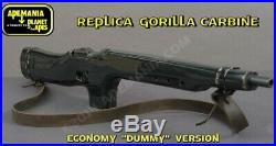REPLICA 1968 GORILLA CARBINE PLANET OF THE APES LIFE SIZE No sideshow hot toys